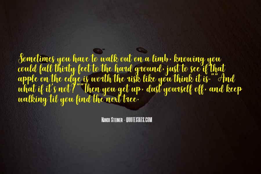 Tree Limb Quotes #1825132