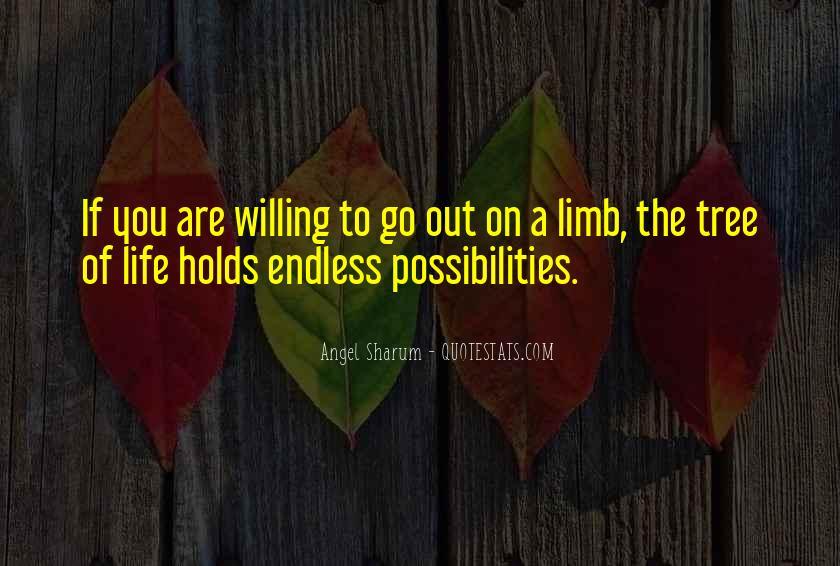 Tree Limb Quotes #979808