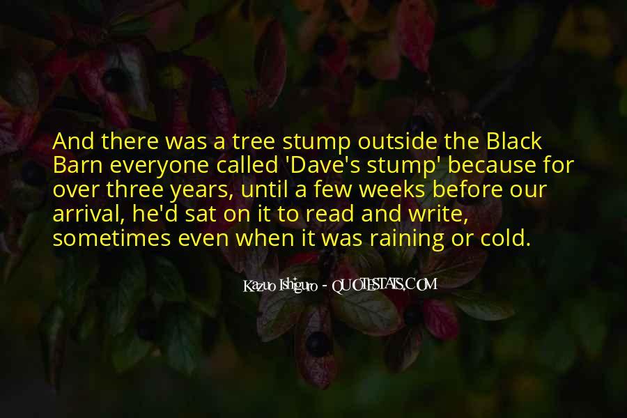 Tree Stump Quotes #1729434