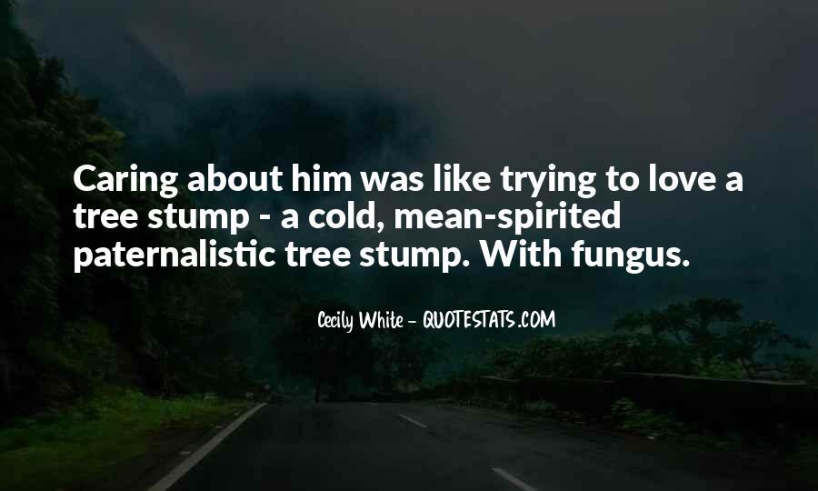 Tree Stump Quotes #896071