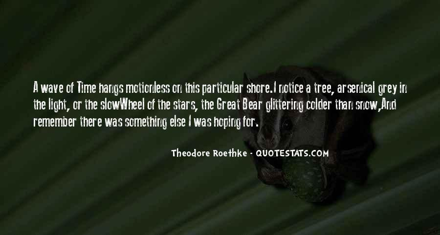 Tree With Snow Quotes #1322093