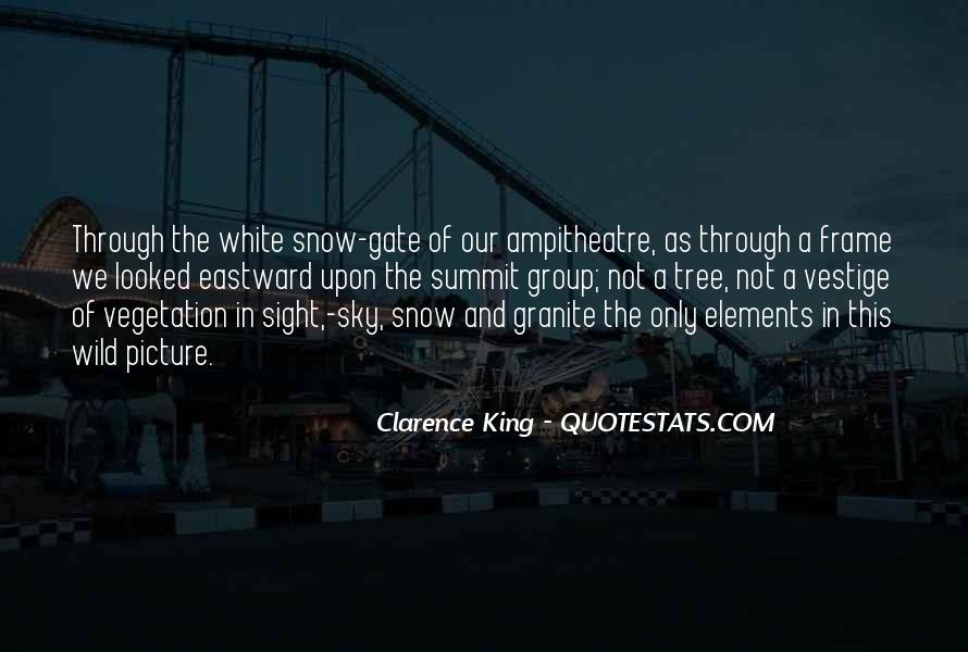 Tree With Snow Quotes #384995