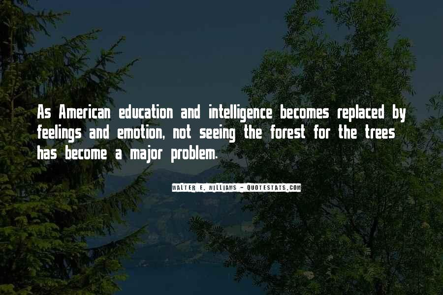 Trees And Education Quotes #1094912