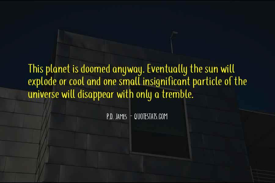 Tremble Quotes #11103