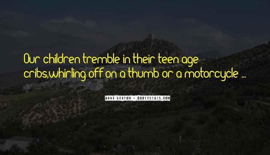Tremble Quotes #183205