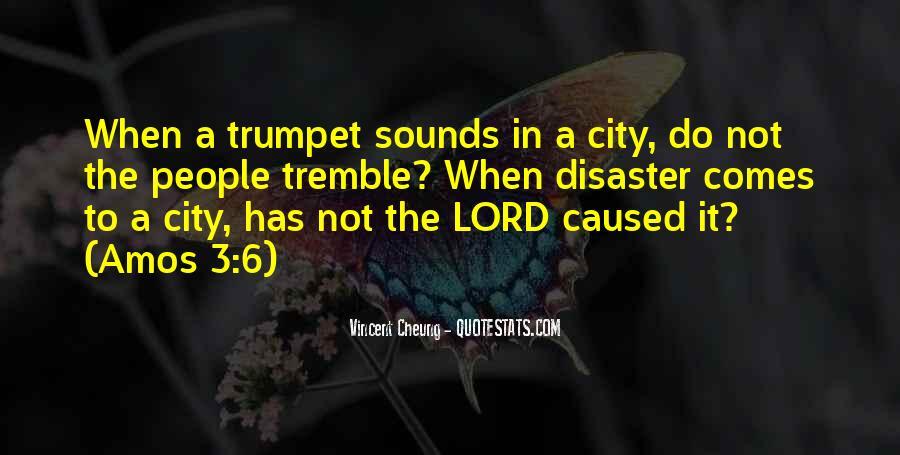 Tremble Quotes #215467