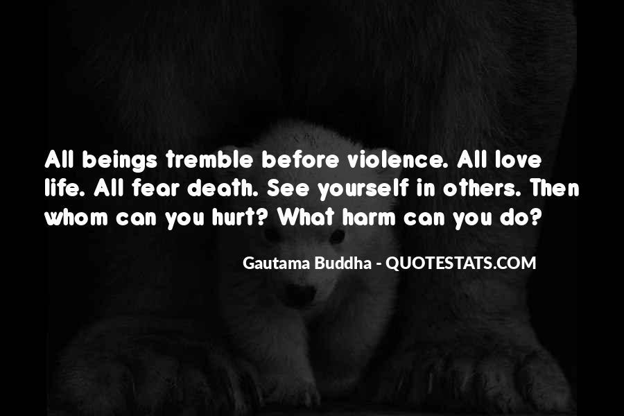 Tremble Quotes #222486