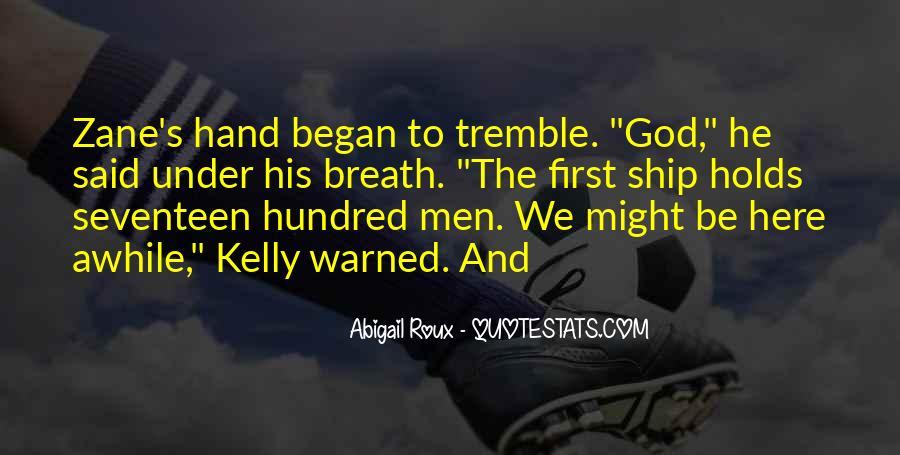 Tremble Quotes #263399