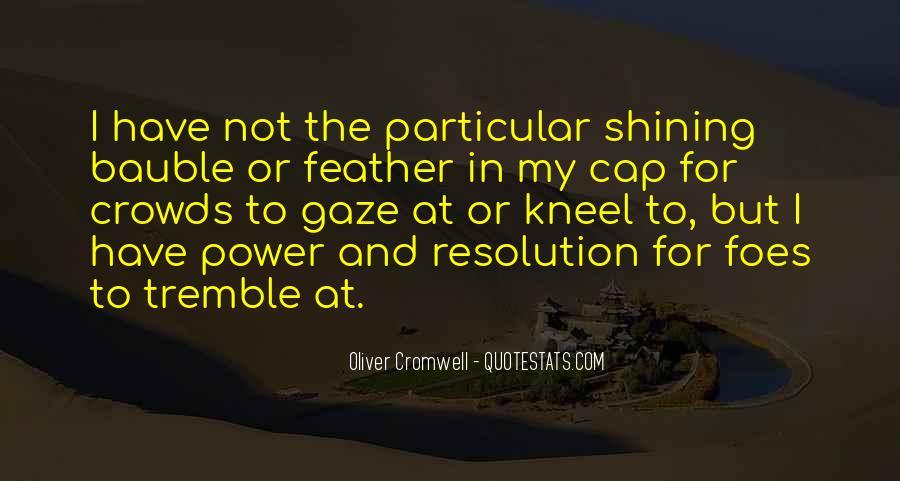 Tremble Quotes #287507