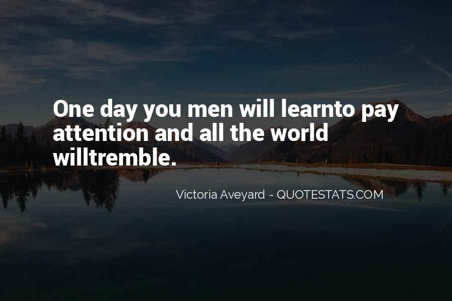 Tremble Quotes #317654