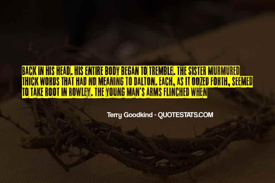 Tremble Quotes #321317