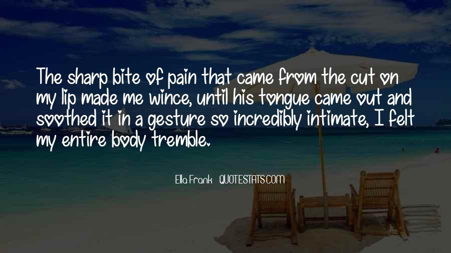 Tremble Quotes #366198