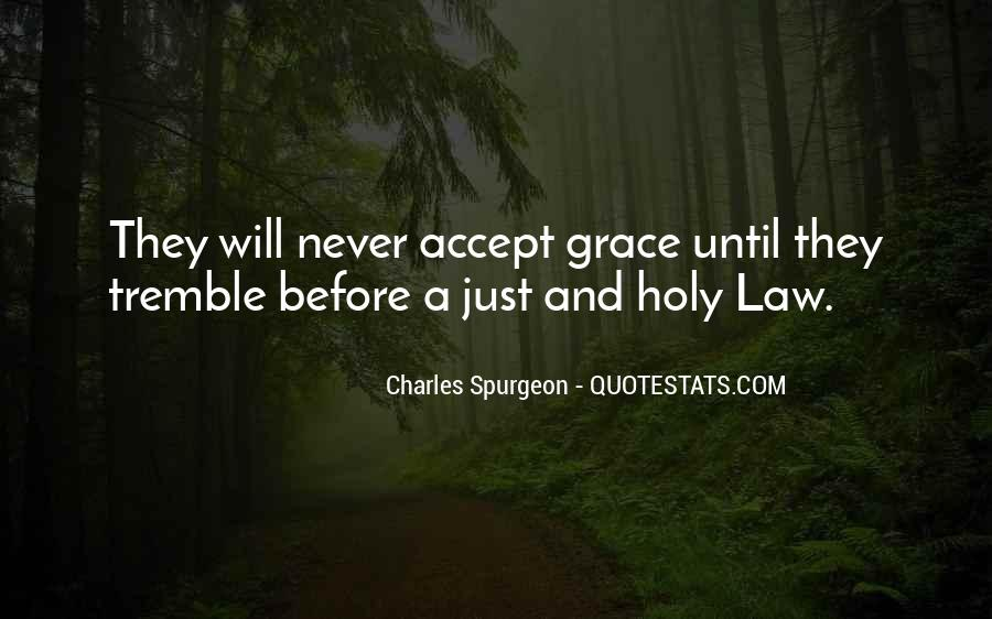 Tremble Quotes #36828
