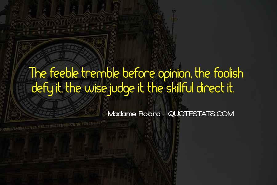 Tremble Quotes #432937