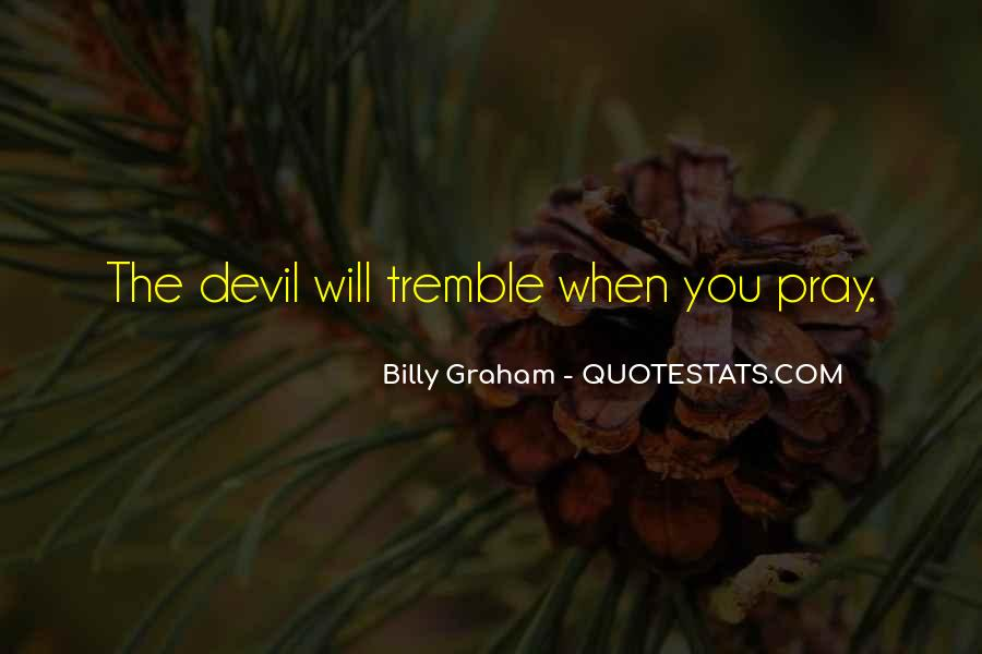 Tremble Quotes #503359