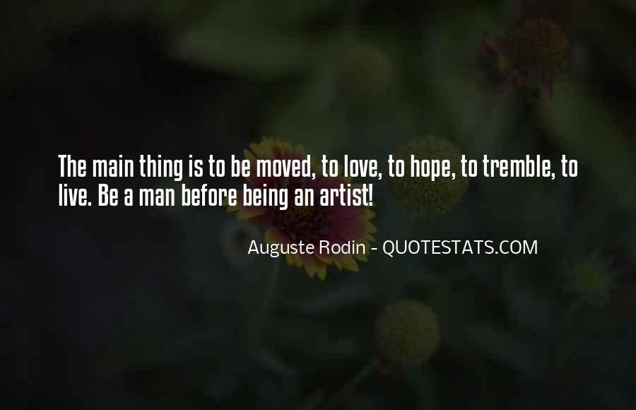 Tremble Quotes #521360