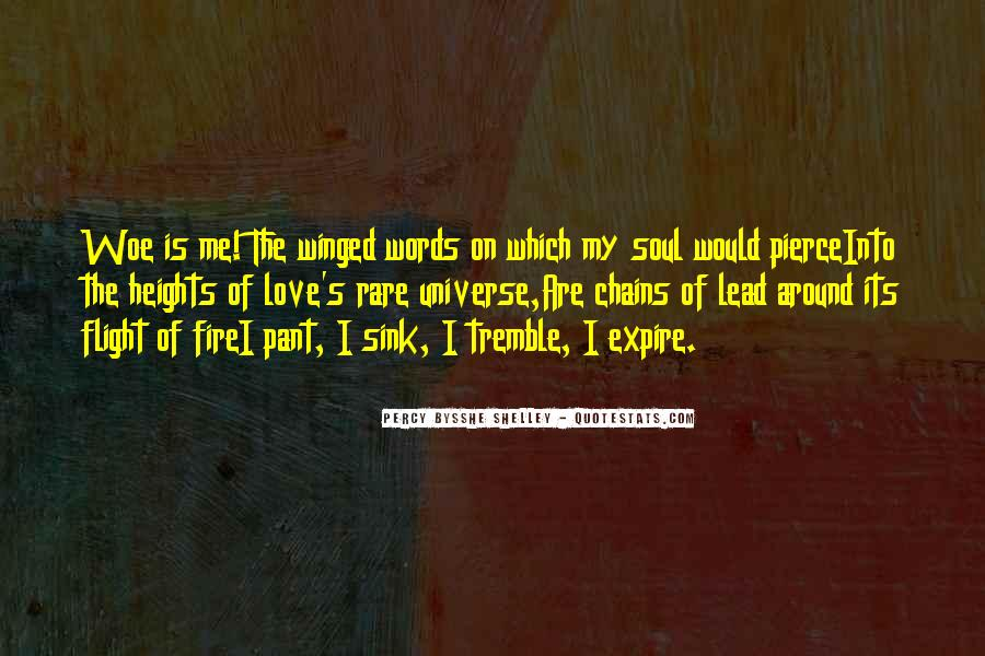 Tremble Quotes #539499