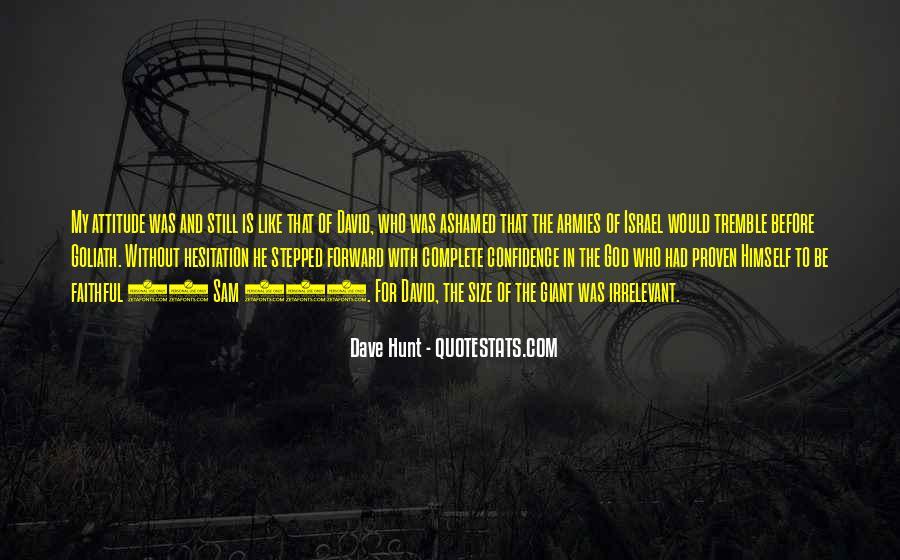 Tremble Quotes #594089