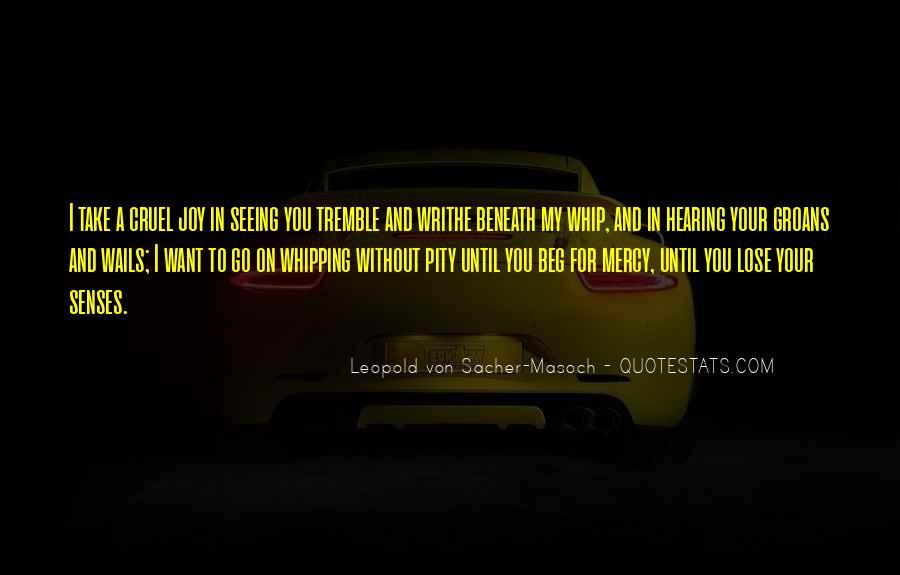 Tremble Quotes #6507