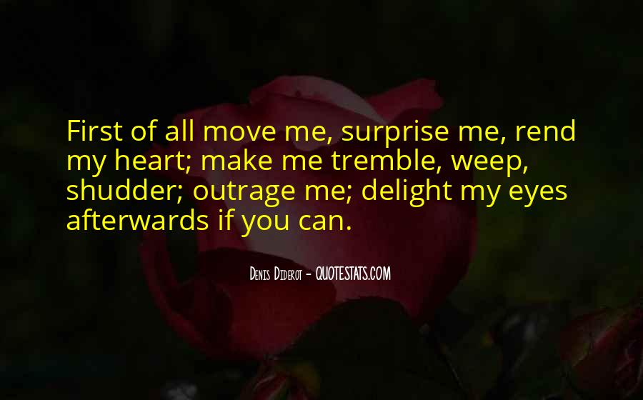 Tremble Quotes #93857