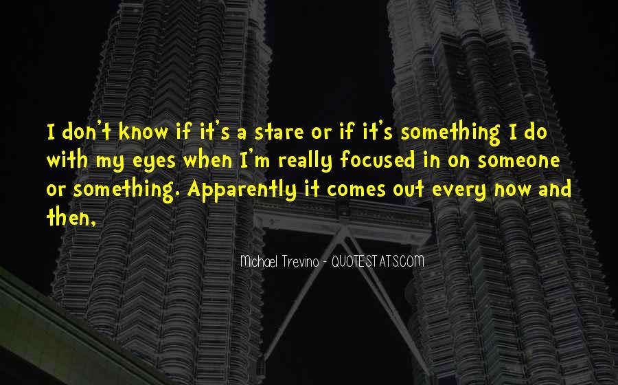 Trevino Quotes #382677
