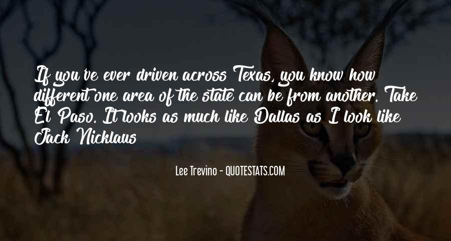 Trevino Quotes #724852