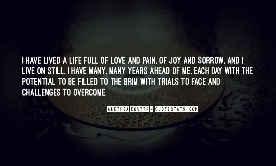 Trials Overcome Quotes #1688805