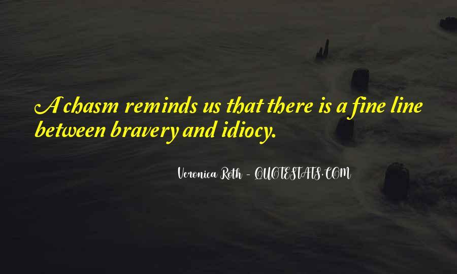 Tris Bravery Quotes #767247