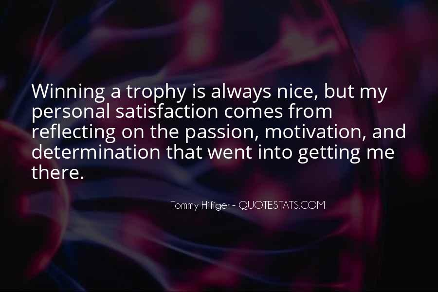 Trophy Quotes #1017274