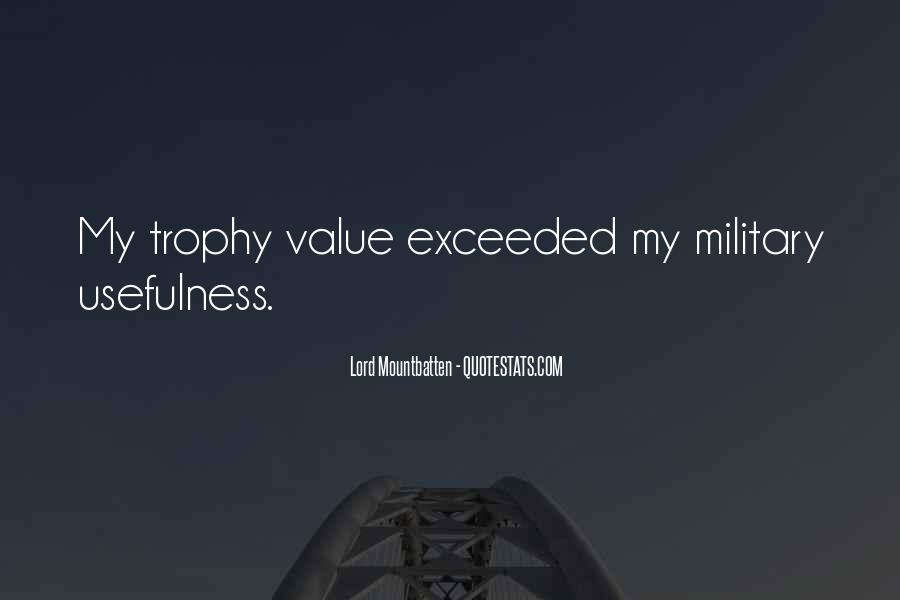 Trophy Quotes #146972