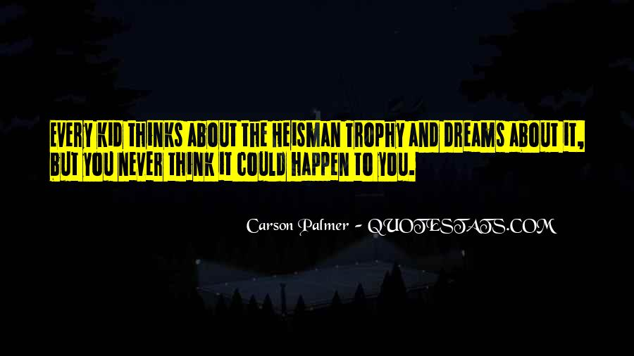 Trophy Quotes #16751