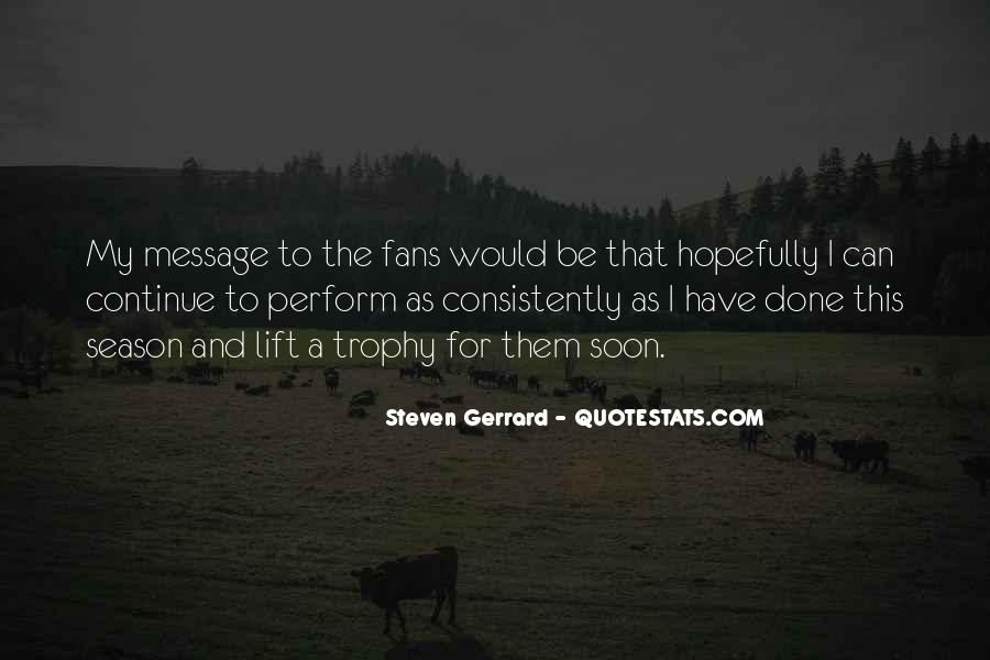 Trophy Quotes #189006