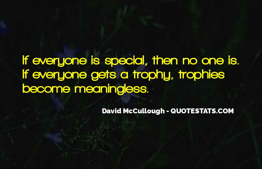 Trophy Quotes #262461