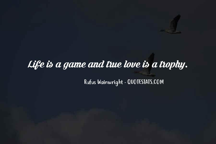 Trophy Quotes #347064