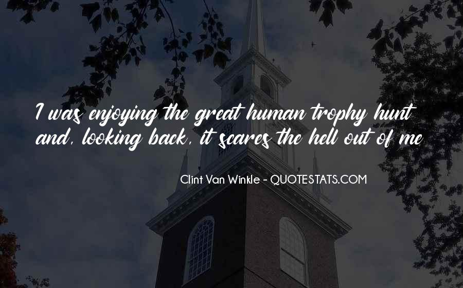 Trophy Quotes #390044