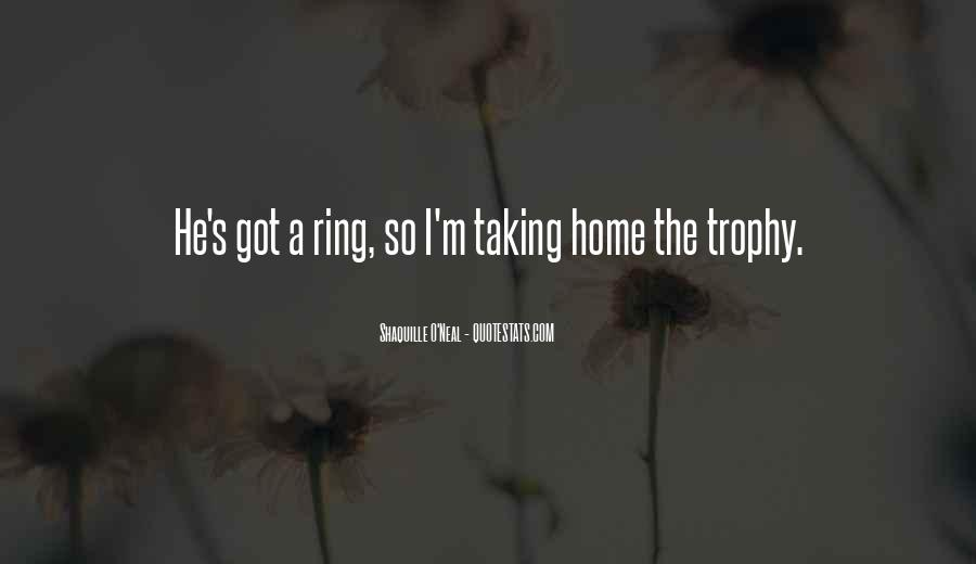 Trophy Quotes #554842