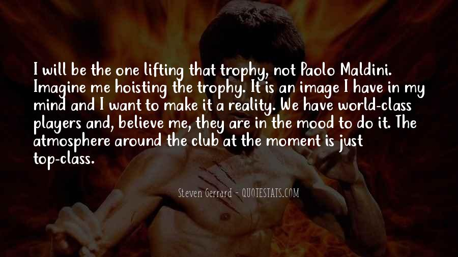 Trophy Quotes #849868