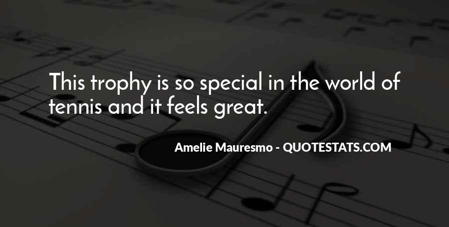 Trophy Quotes #870884