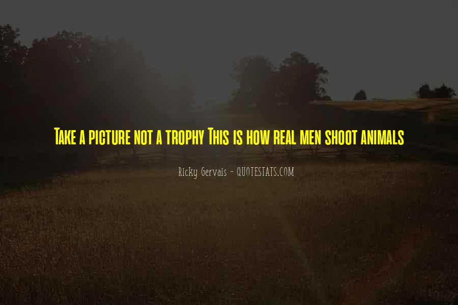 Trophy Quotes #915337