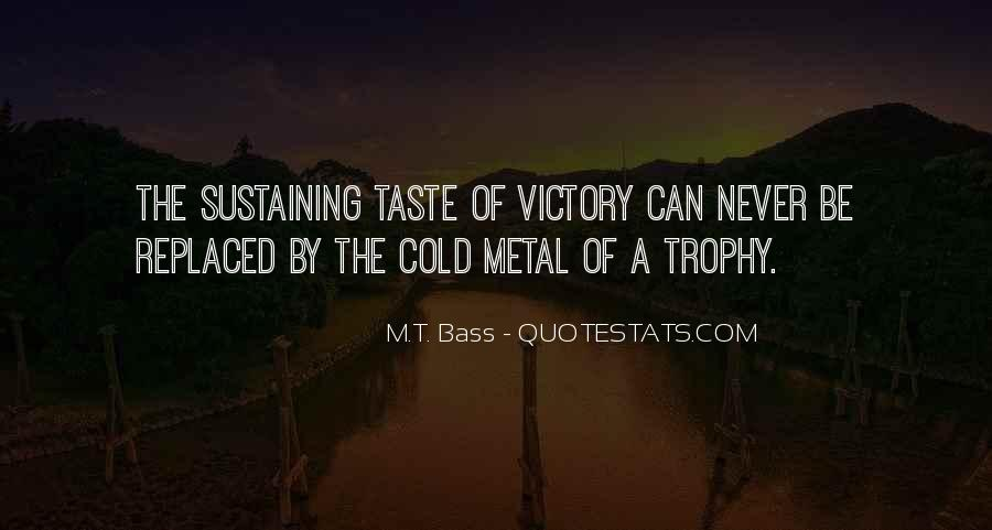 Trophy Quotes #970428