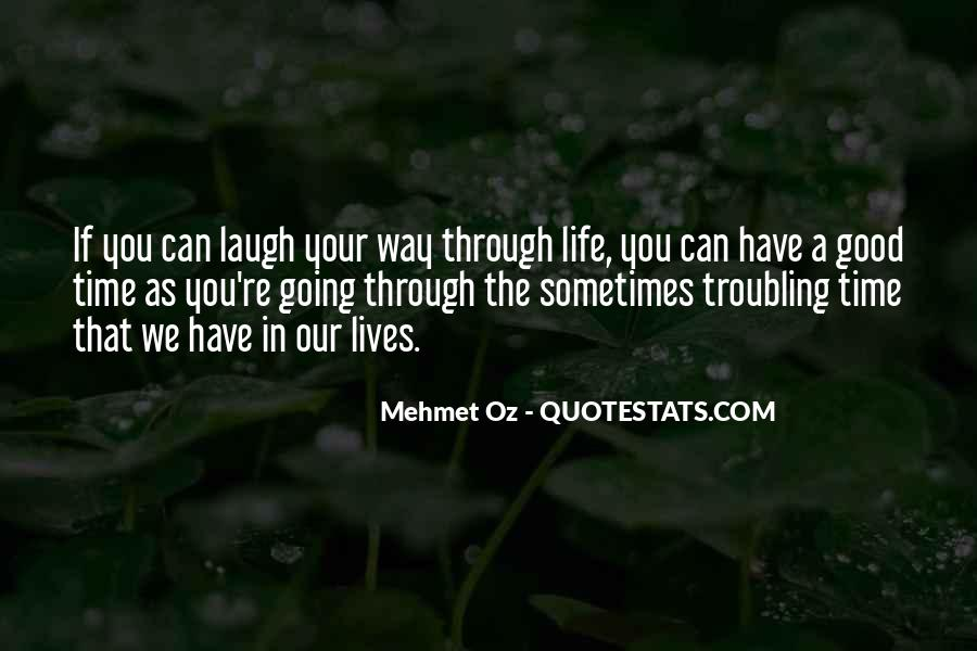 Troubling Life Quotes #604613