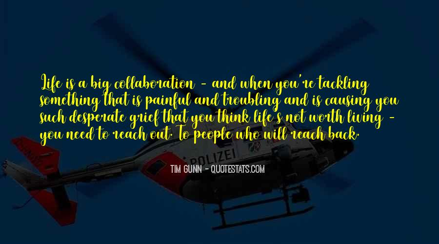 Troubling Life Quotes #904986
