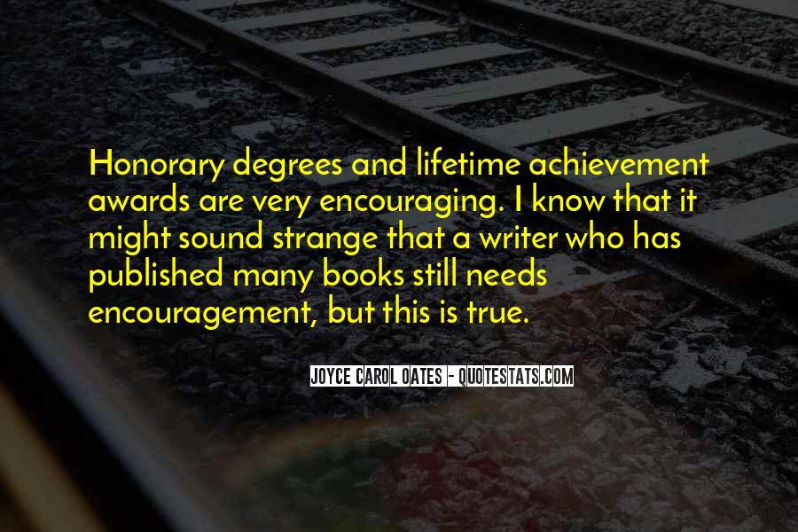 True Achievement Quotes #1106263
