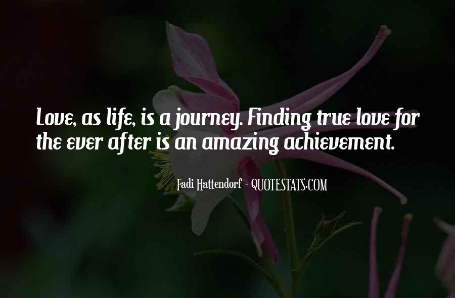 True Achievement Quotes #1232274