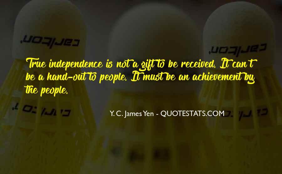 True Achievement Quotes #1248055
