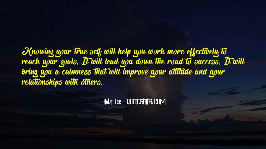 True Achievement Quotes #1351411