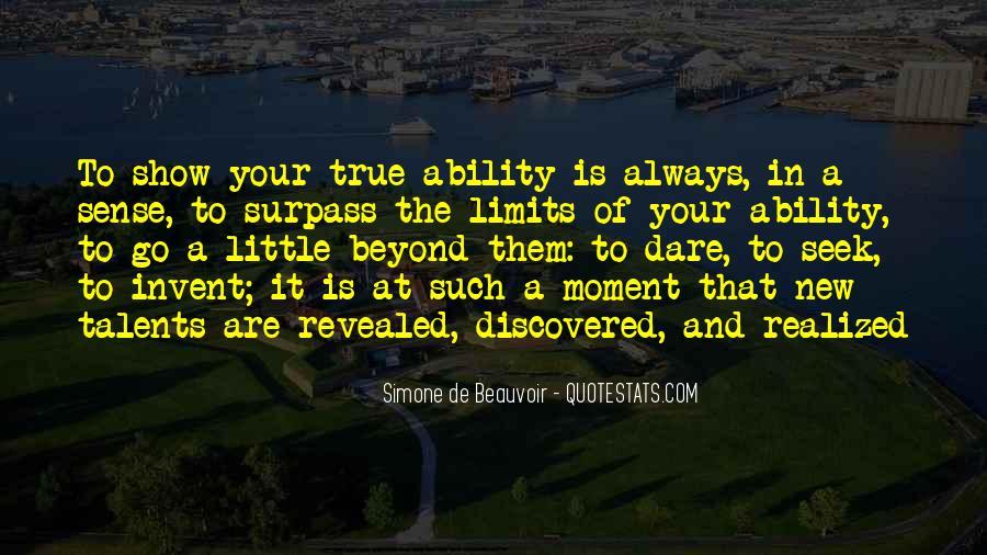 True Achievement Quotes #1507243