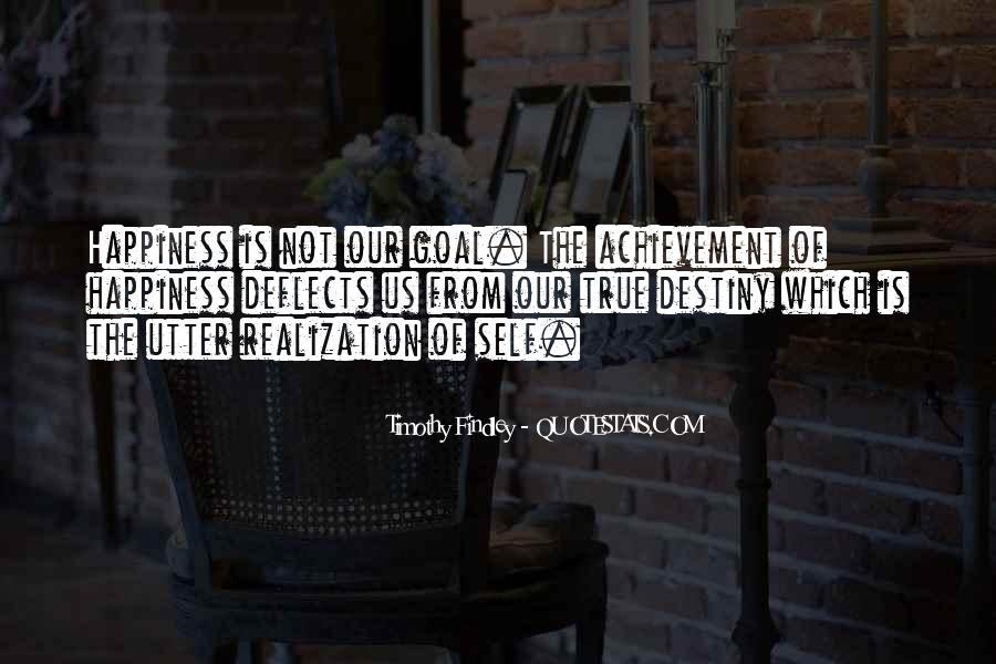 True Achievement Quotes #1519198
