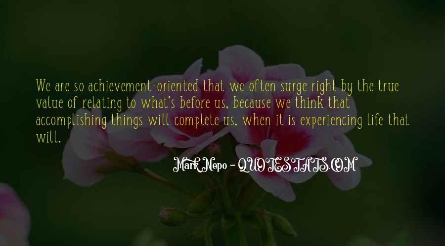 True Achievement Quotes #424293