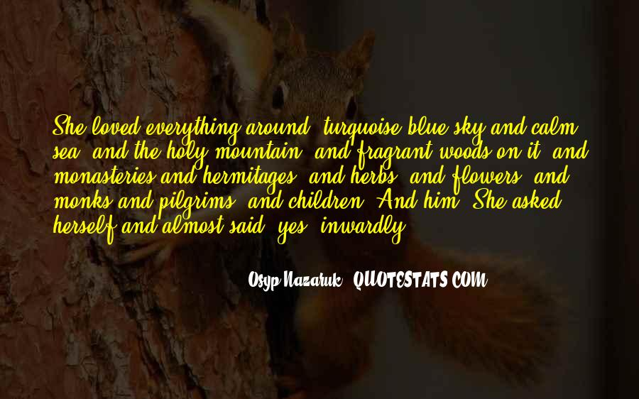 True Blue Love Quotes #195367